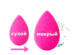 Taking care of your makeup sponge is easy